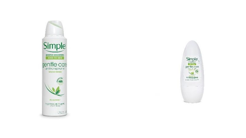 Desodorante Antitranspirante
