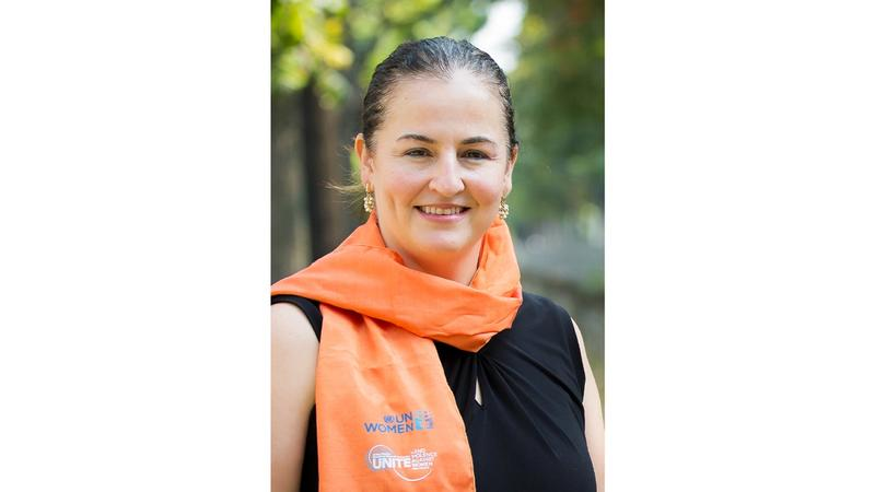 Bà Eliza Fernandez Saenz – Cơ quan Phụ nữ Liên hợp quốc tại Việt Nam