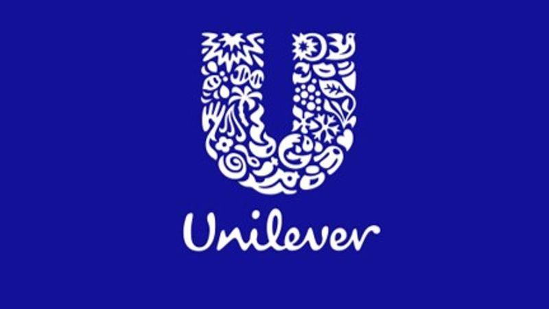 Unilever logo azul