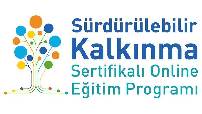 Turkey surdurulebilir sertifikalı online egitim programı