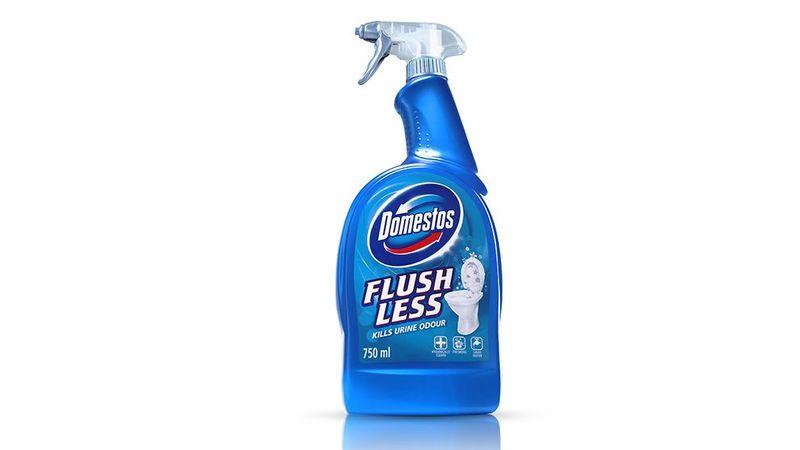 Domestos Flush less product