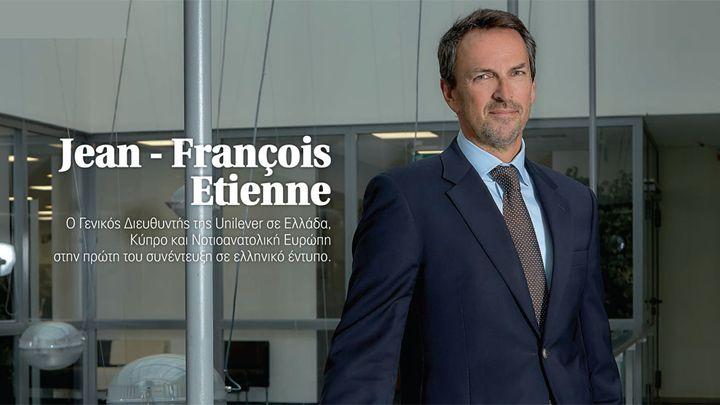 Jean Francois Etienne - Interview March 2018