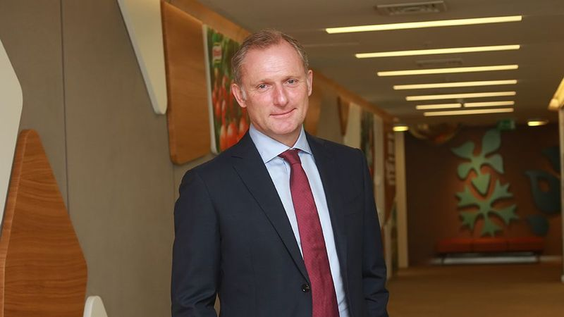 Harm Goossens, CEO Unilever Türkiye