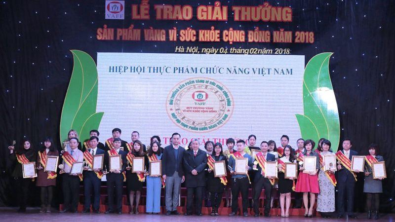 San Pham Vang Vi Suc Khoe Cong Dong
