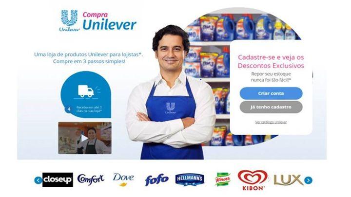 Brazil brands man standing