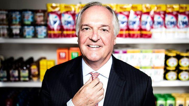 Paul Polman Executive photo