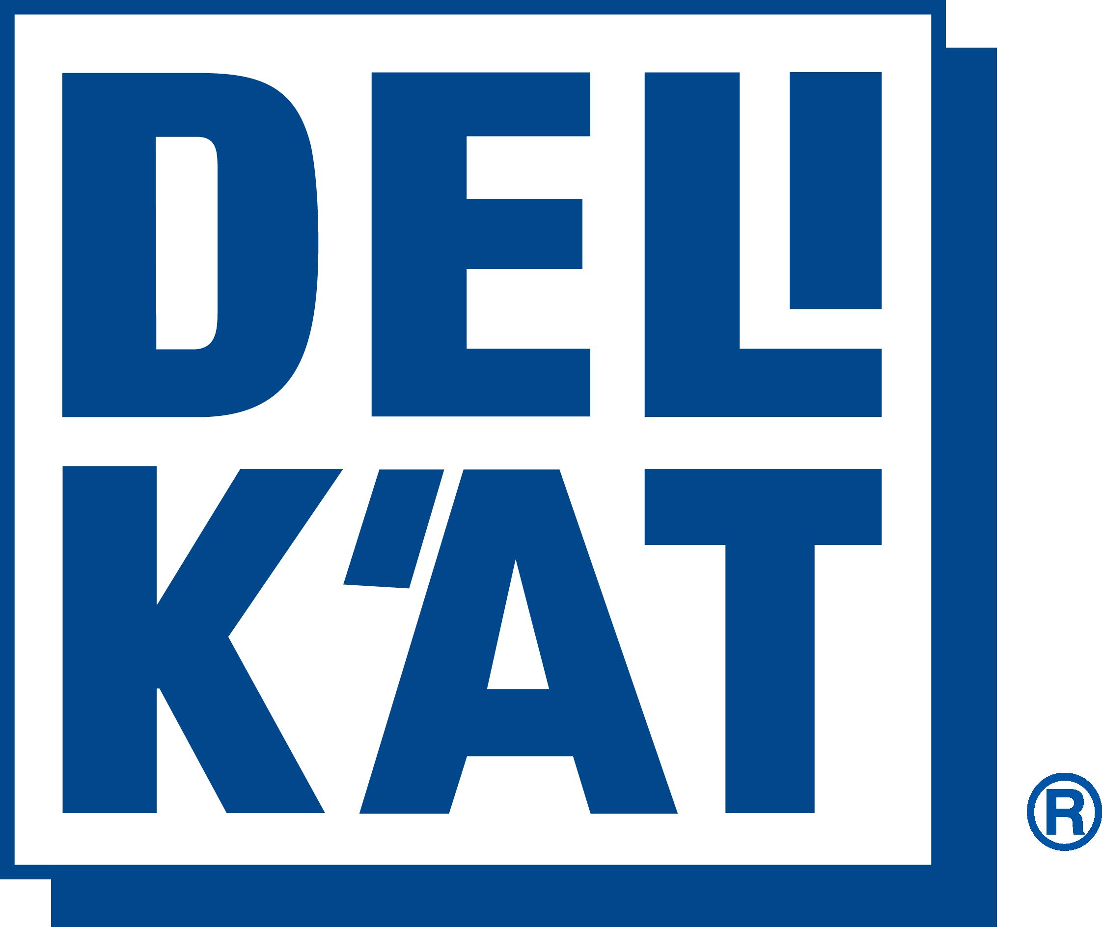 Delikát logó