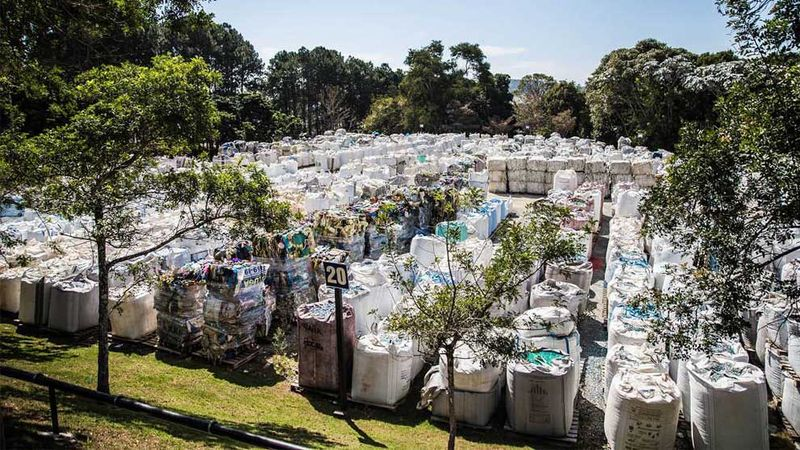 Feature image - How we're helping to develop Brazil's plastic packaging circular economy