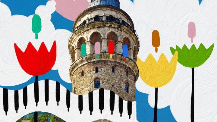 İstanbul'un ikonik yapılarından Galata Kulesi