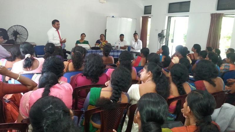 Womens Ministry Brefing