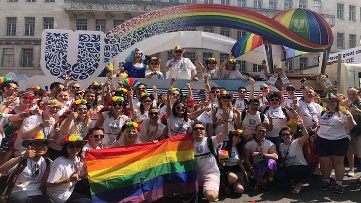 Pride Festivities 2018