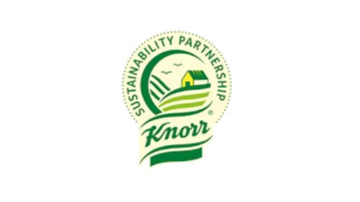 Knorr sustainability partnership logo