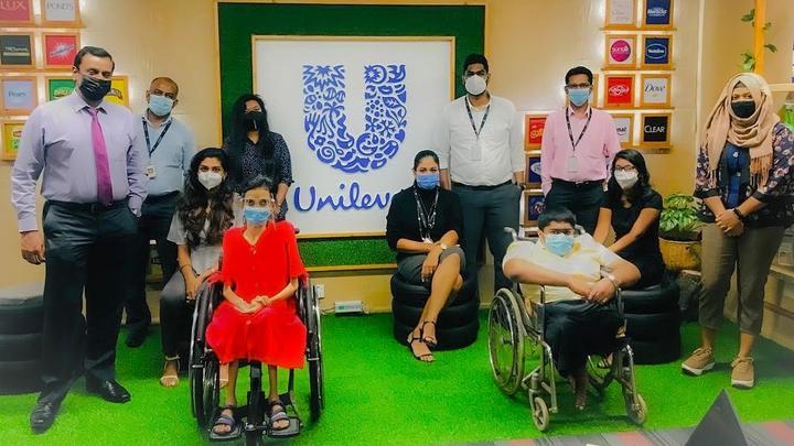 Unilever Sri Lanka Consumer Engagement Team