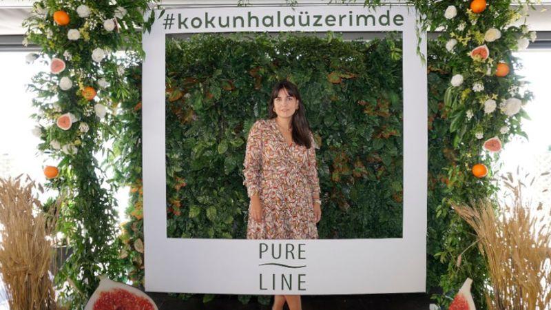 Pure Line Marka Müdürü Özge Acarbay