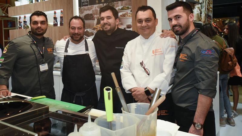 Food Solutions Horeca exhibition 2018