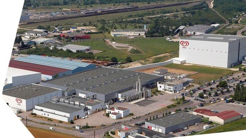 usine de St Dizier