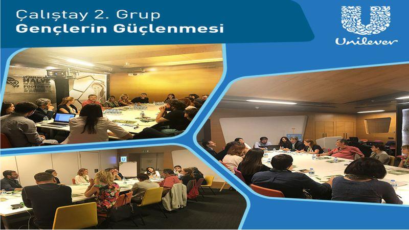 Çalıştay 2. grup - Gençlerin güçlenmesi