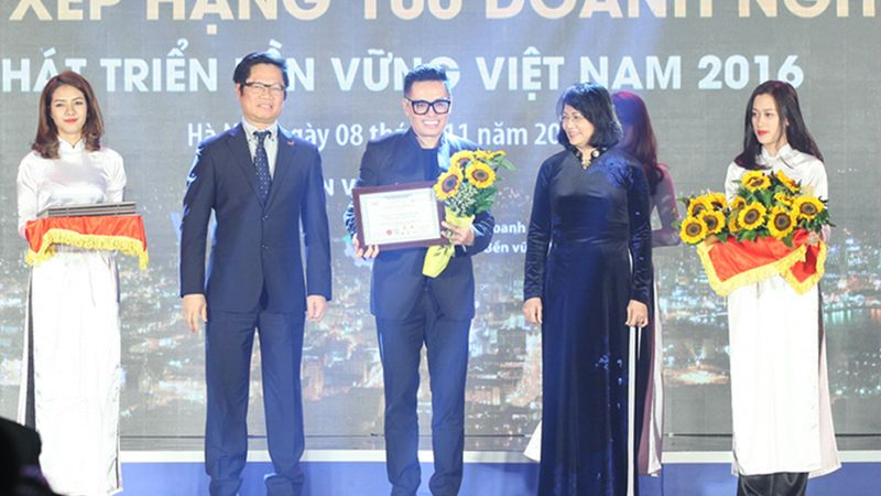CSI Awards Vietnam 2016