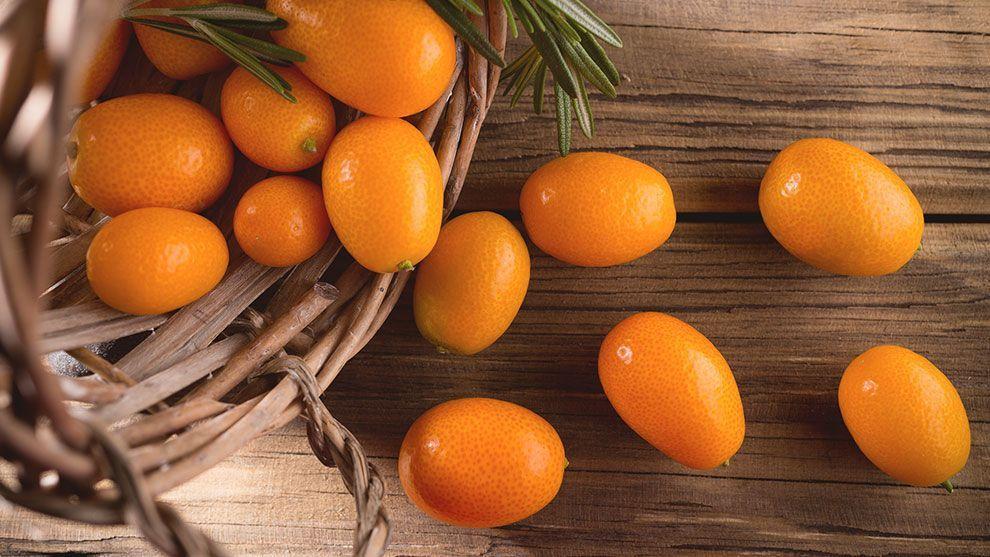 An image of mandarins