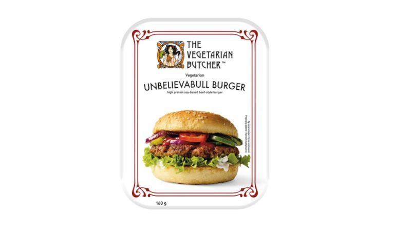 Burger od The Vegetarian Butcher