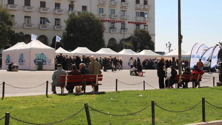 Απολογισμός της «Γειτονιάς αλληλεγγύης» στη Θεσσαλονίκη από την ΕΛΑΪΣ-UNILEVER HELLAS!