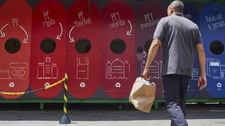 Community Recycling Programme in Brazil