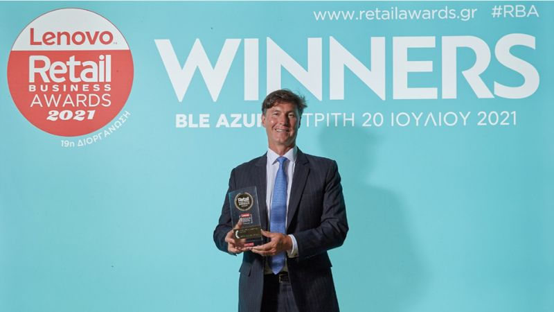 Andrew Kennedy, Γενικός Διευθυντής της Unilever Νοτιοανατολικής Ευρώπης