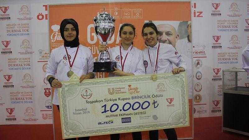 UFS IBATECH yarışma