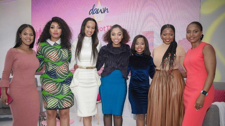 SA Dawn women