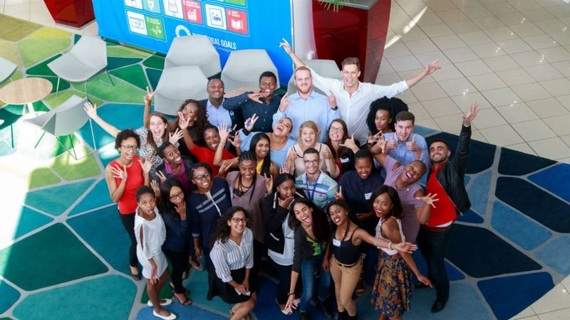 Durban hub group employees