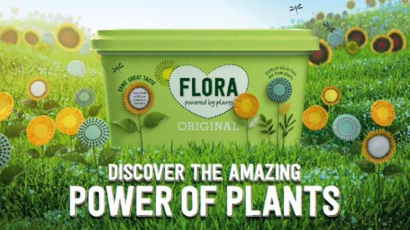 Flora plant power