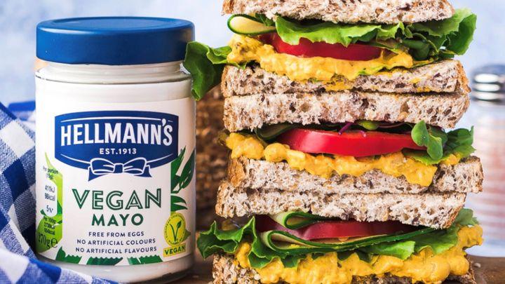 Veganská mayo Hellmann's