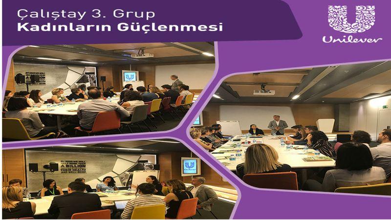 Çalıştay 3. grup - Kadınların güçlenmesi
