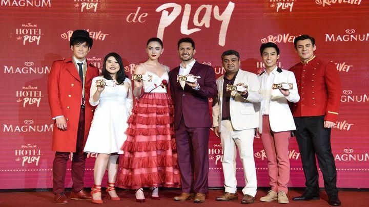 Magnum Red Velvet - Hotel De Play