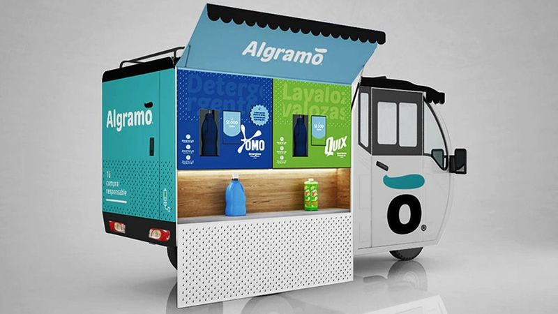 Algramo Van