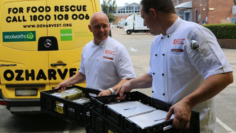 Unilever Food Solutions and OzHarvest collaborate to effect positive change