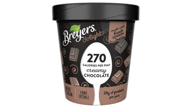 Breyers Delights ice cream
