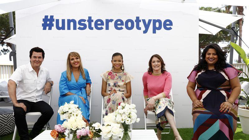 #Unstereotype event