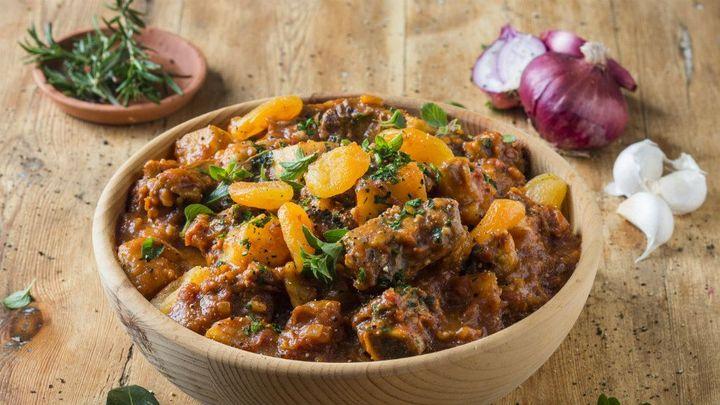 SA Knorr Beef short rib and sweet potato tagine