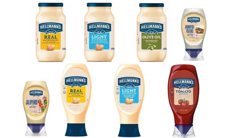 Megújult és kibővült Hellmann's termékcsalád