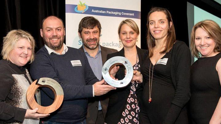 Australian Packaging Covenant award winners