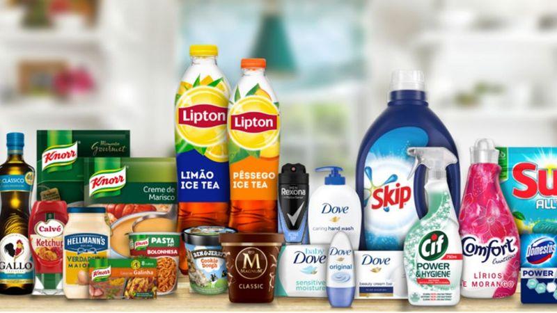 Produtos e marcas