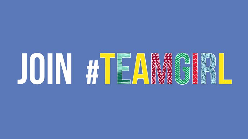 Join #TeamGirl