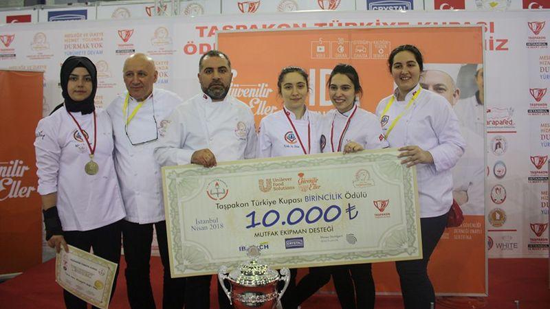 Turkey UFS Ibatech yarışma