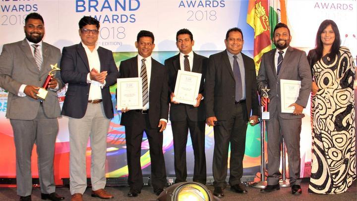 Sri Lanka brand awards