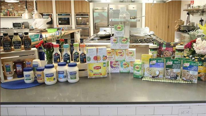 Registered Dietition products