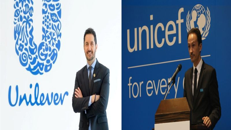unilever unicef join hands