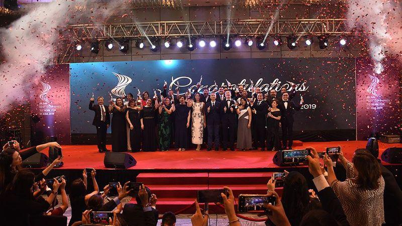 HR asia celebration
