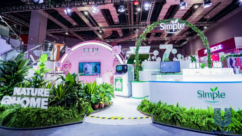 LBP and Simple booth
