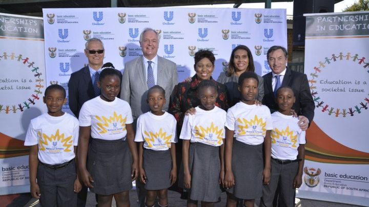 South Africa Schools Programme
